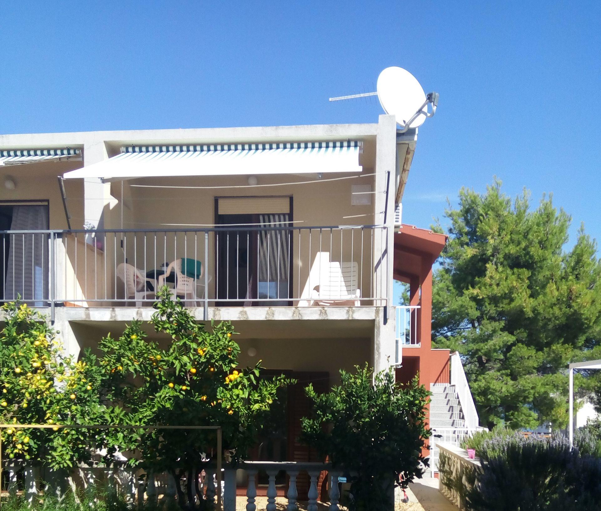 NadaH - Slatine - Appartementen Kroatië