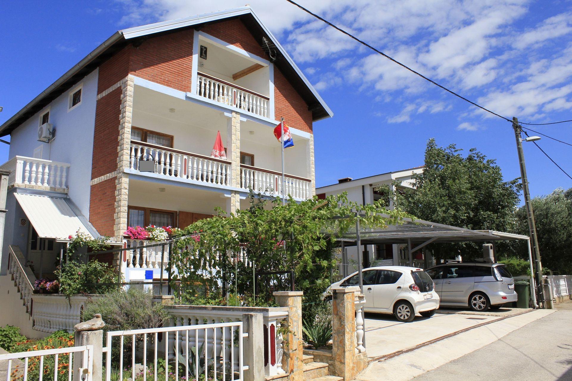 Mato - Crna Punta - Appartementen Kroatië
