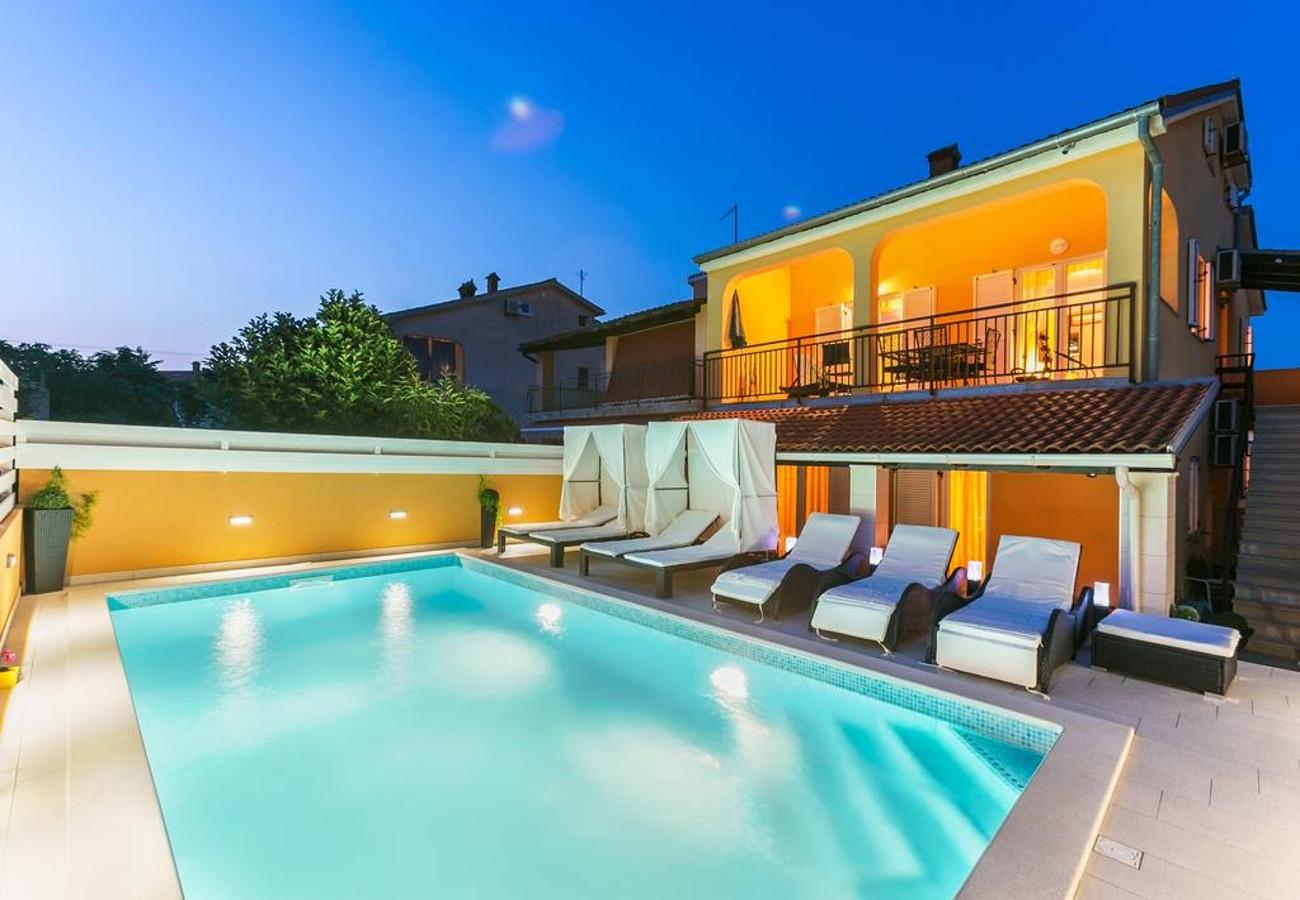 Andja - Banjole - Vakantiehuizen, villa´s Kroatië