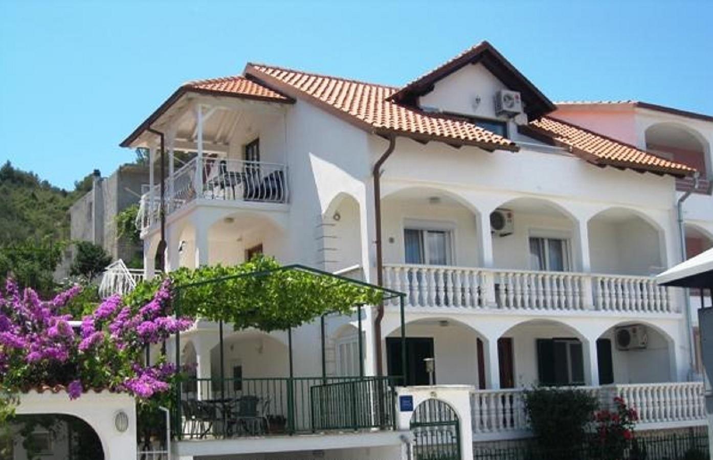 Bubi - Mastrinka - Appartementen Kroatië - huis