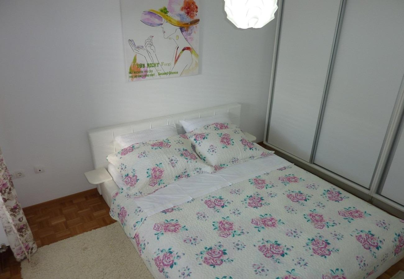 Sunny by the Sea - Zaton (Zadar) - Appartementen Kroatië - A1(2+2): slaapkamer