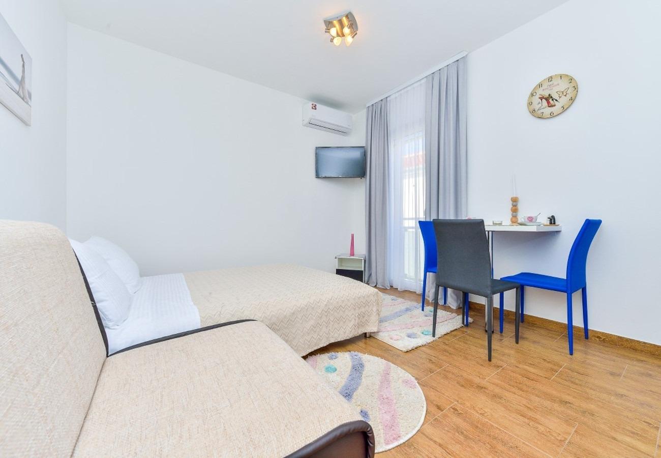 Sunny by the Sea - Zaton (Zadar) - Appartementen Kroatië - SA2(2): woonkamer