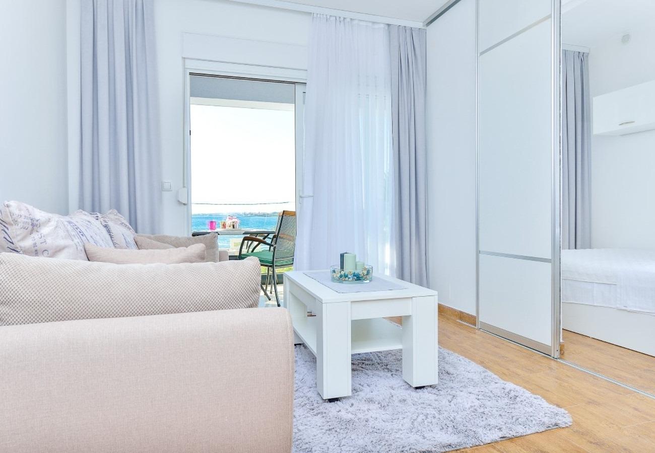 Sunny by the Sea - Zaton (Zadar) - Appartementen Kroatië - A3(2+2): slaapkamer