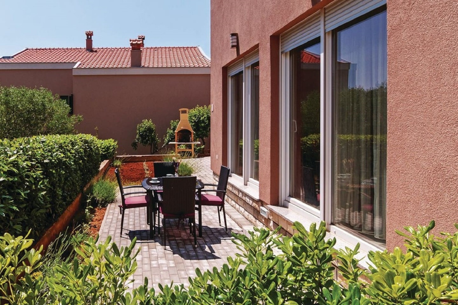 Holiday Homes, , Zadar - Holiday houses, villas  Silvi - with large terrace :