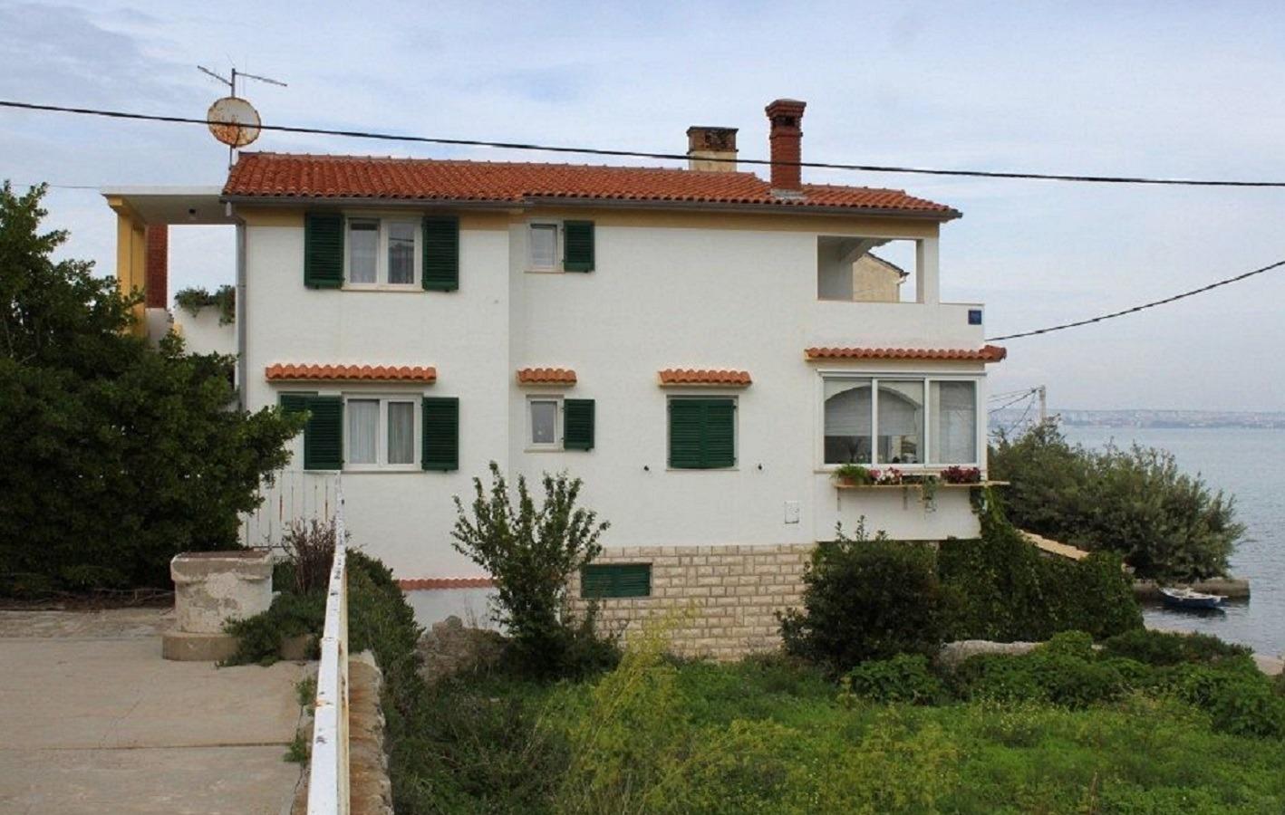 Kostarina - Preko - Appartementen Kroatië