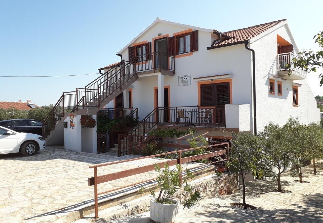 Bolo - Jezera - Appartementen Kroatië