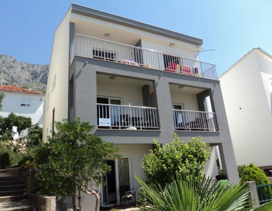 Marina - Brist - Appartementen Kroatië