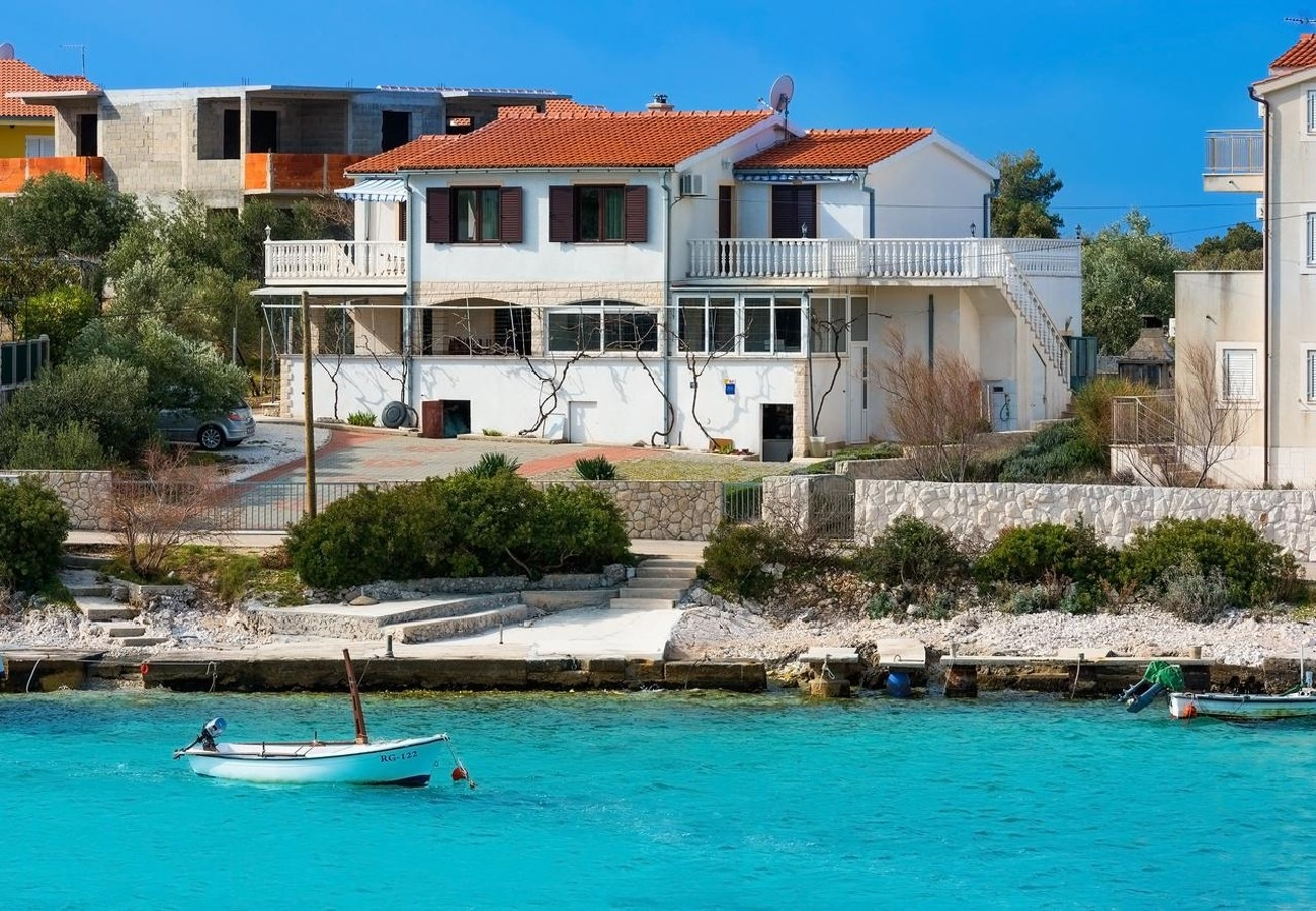 Milla - Baai Kanica (Rogoznica) - Verblijf in lagunes Kroatië