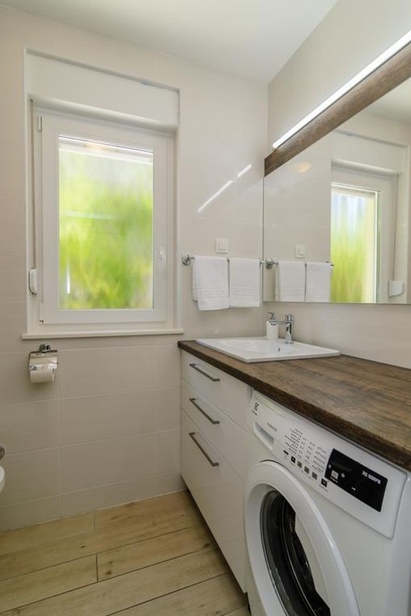 Mali princ - Zadar - Appartementen Kroatië - A1(2+2): badkamer met toilet