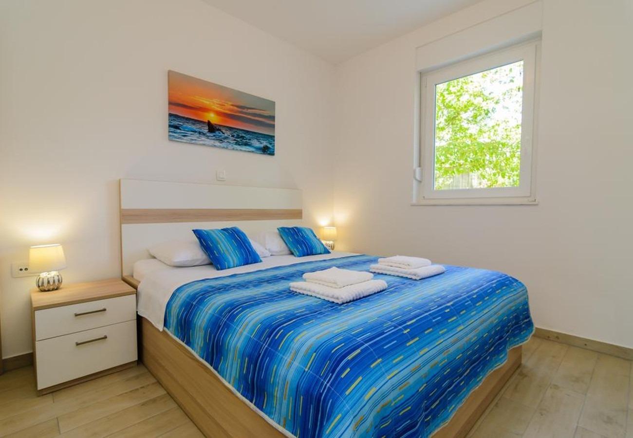 Mali princ - Zadar - Appartementen Kroatië - A1(2+2): slaapkamer