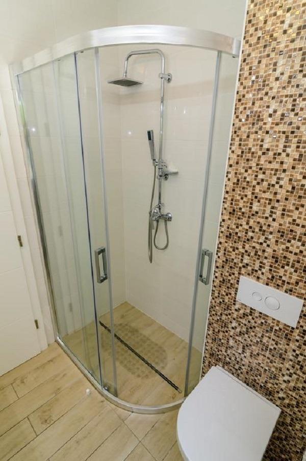 Mali princ - Zadar - Appartementen Kroatië - A2(2+2): badkamer met toilet