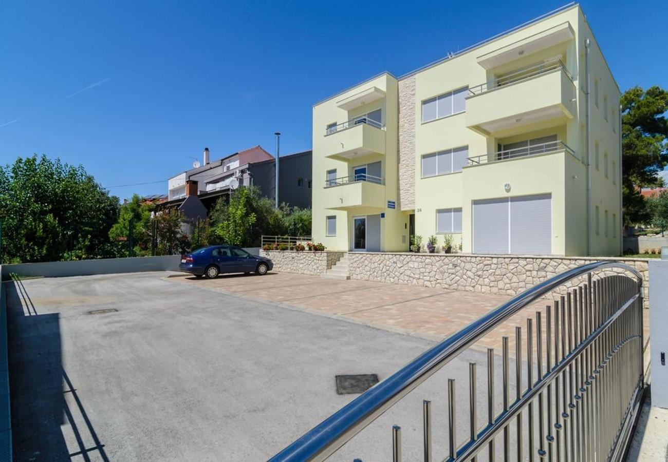 Mali princ - Zadar - Appartementen Kroatië - huis