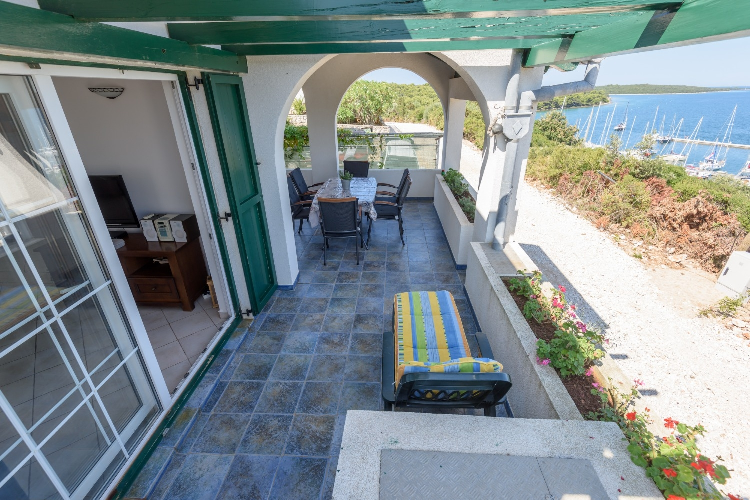 Holiday Home near lighthouse - Veli Rat - Vakantiehuizen, villa´s Kroatië