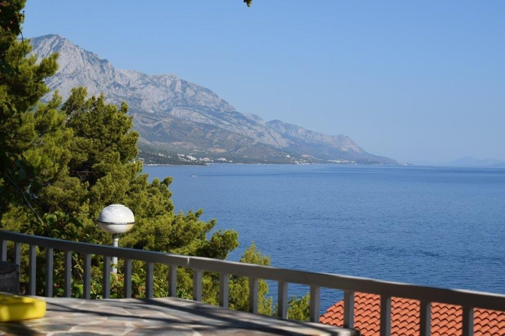 Apartments, Pisak, Riviera Omiš  - Apartments  Mark - sea view & terrace: