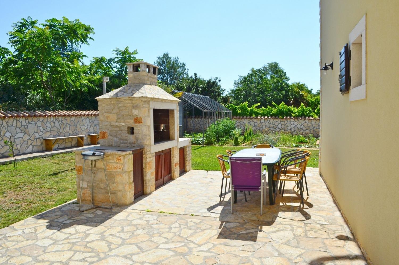 Mary - Medulin - Vakantiehuizen, villa´s Kroatië - komin