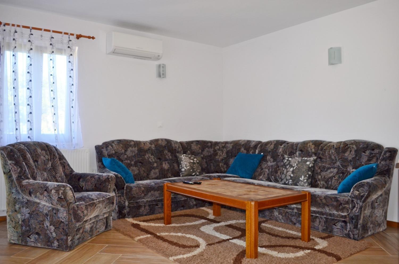 Mary - Medulin - Vakantiehuizen, villa´s Kroatië - H (8+1): woonkamer