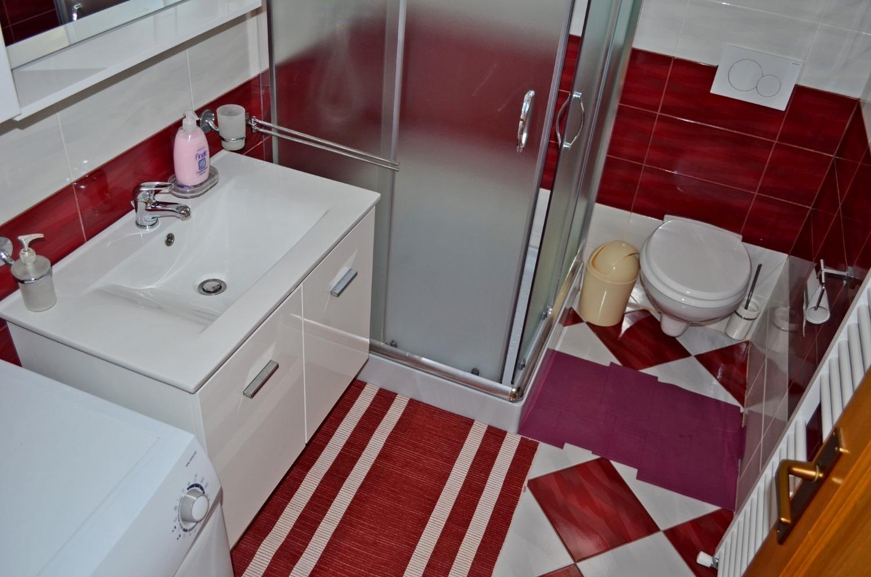 Mary - Medulin - Vakantiehuizen, villa´s Kroatië - H (8+1): badkamer met toilet
