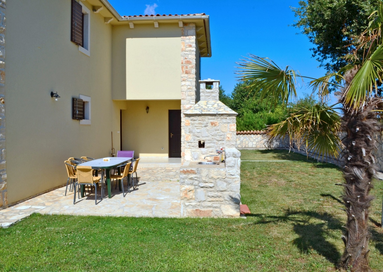 Mary - Medulin - Vakantiehuizen, villa´s Kroatië - H (8+1): terras