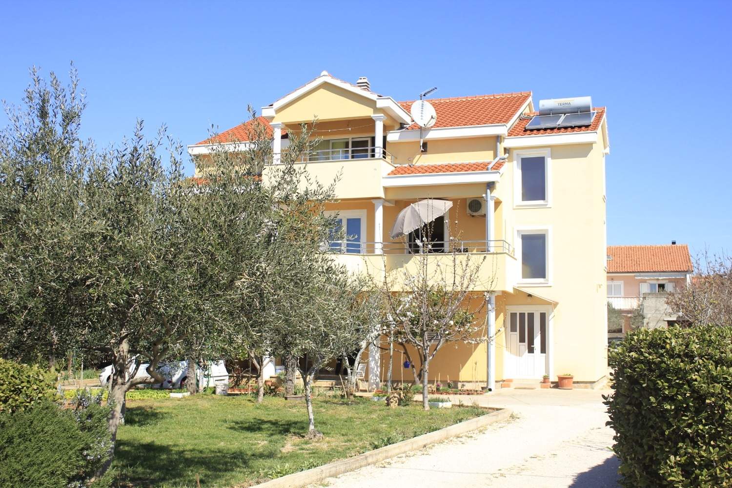 Apartments, Privlaka, Nin and surroundings - Apartments  Mediterraneo
