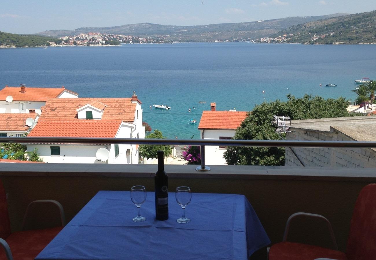 Vik - Razanj - Appartementen Kroatië