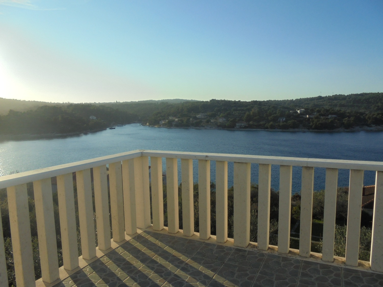 Angie - Necujam - Appartementen Kroatië - uitzicht