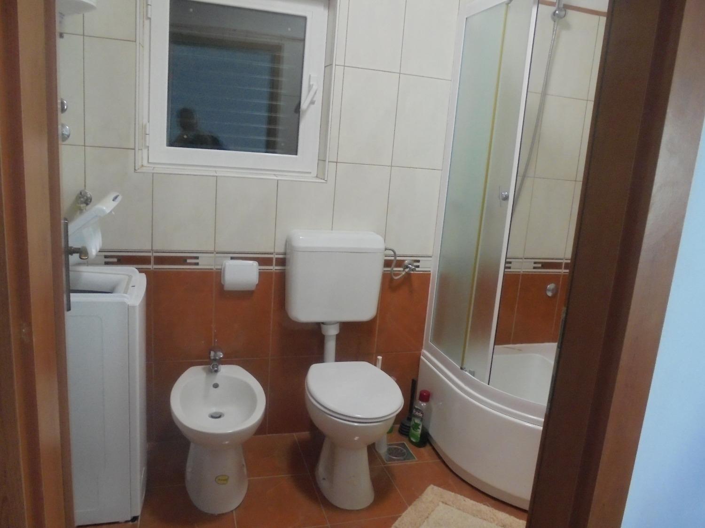 Angie - Necujam - Appartementen Kroatië - A1(2+1): badkamer met toilet