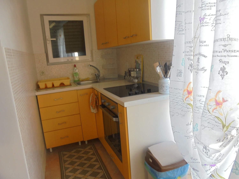 Angie - Necujam - Appartementen Kroatië - A1(2+1): keuken
