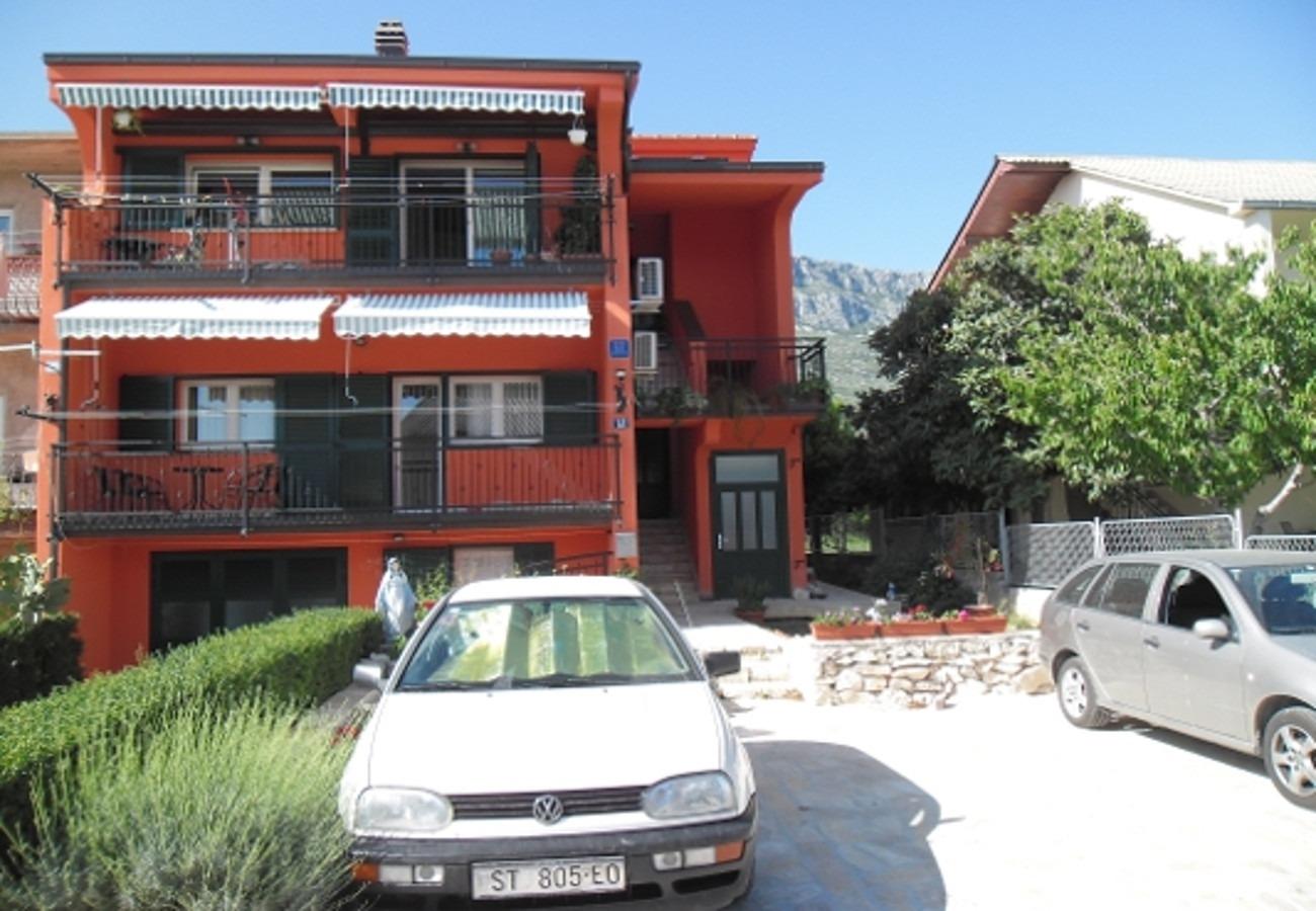 Ivan - Kastel Gomilica - Appartementen Kroatië
