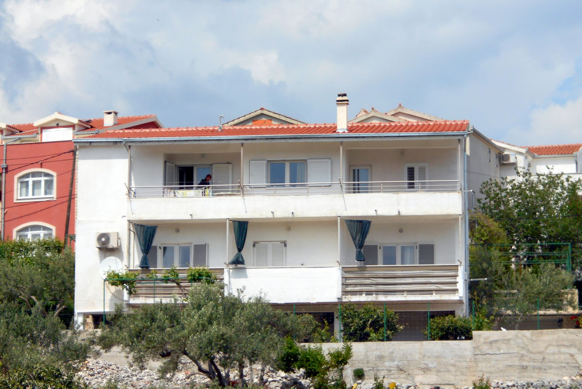 Apartments, Slatine, Island of Čiovo - Apartments  Naki