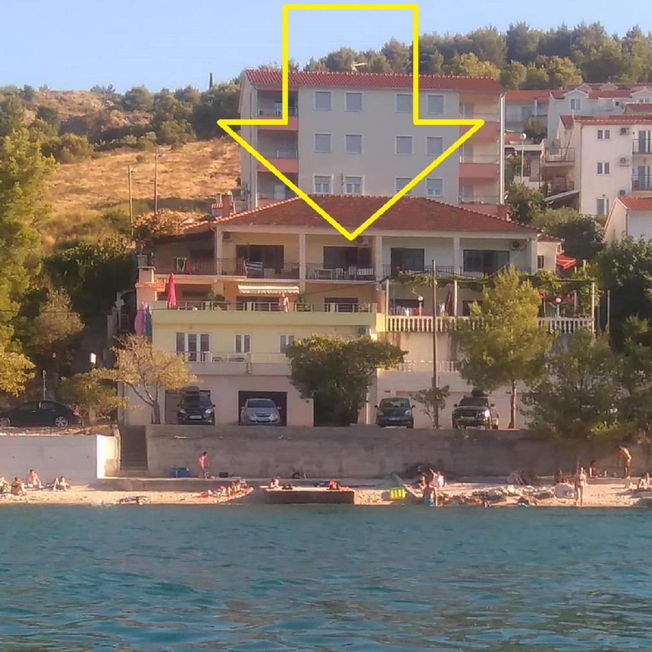 Vini - Mastrinka - Appartementen Kroatië