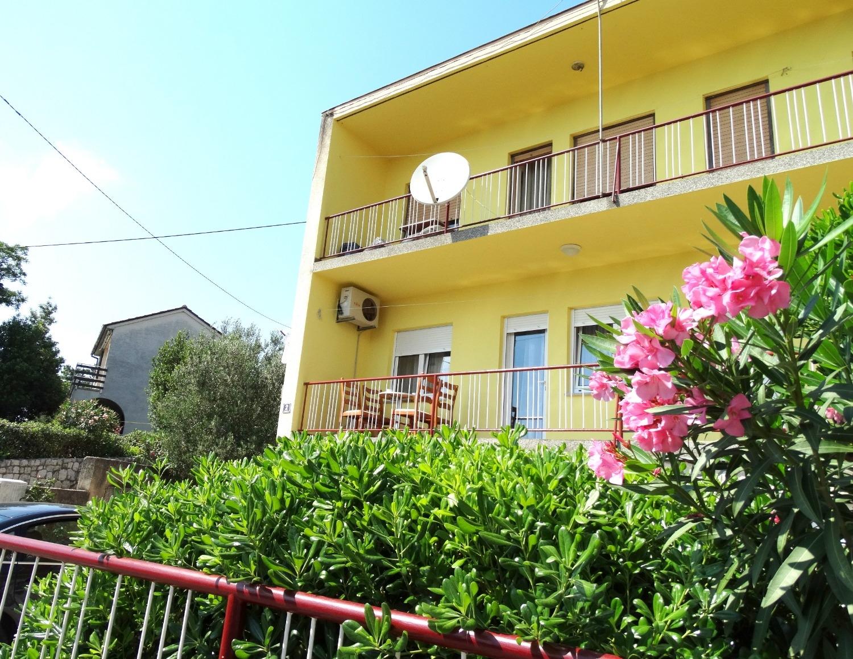 Zrinko - Novi Vinodolski - Appartementen Kroatië