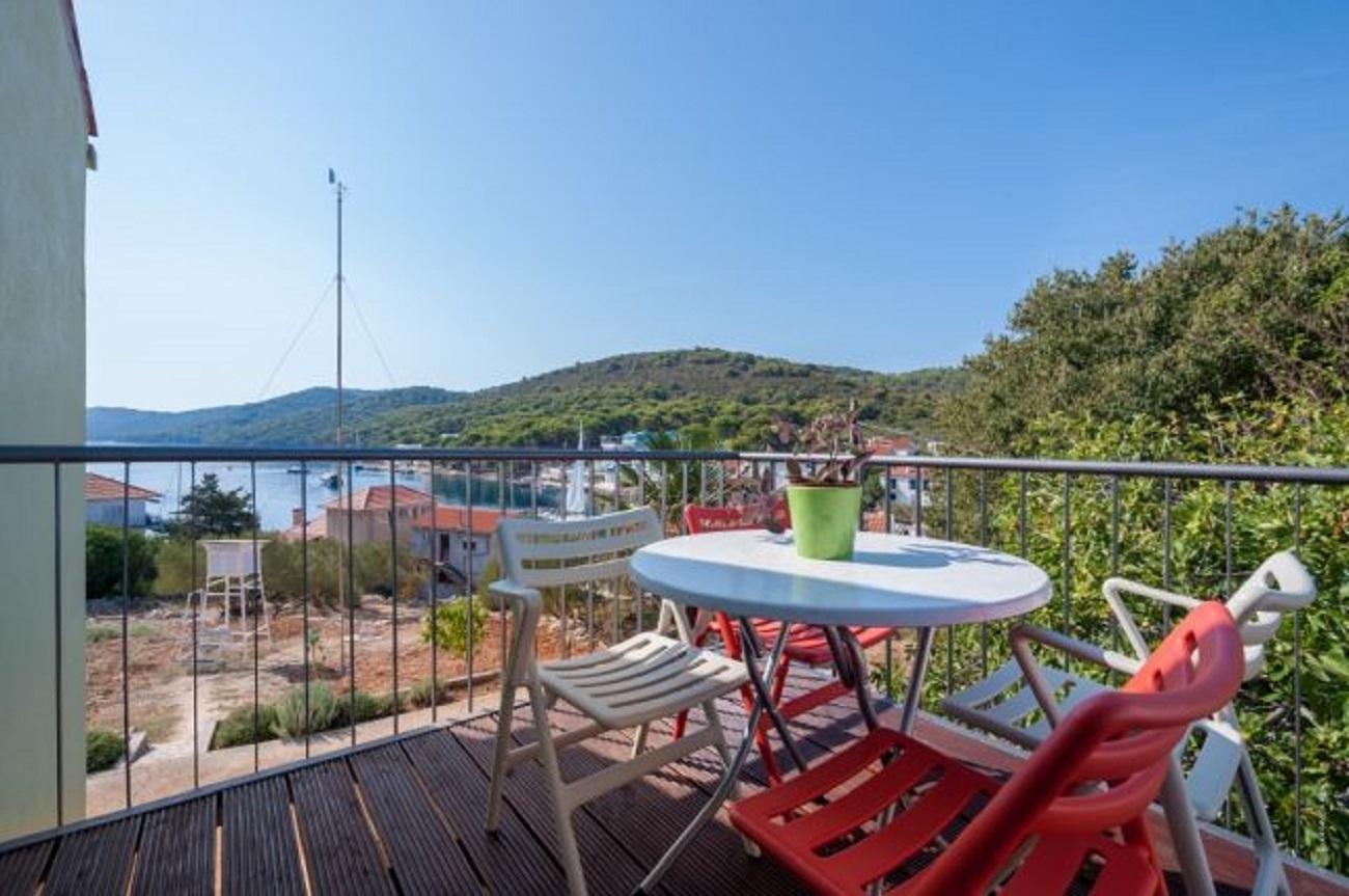 Meri - Bozava - Appartementen Kroatië