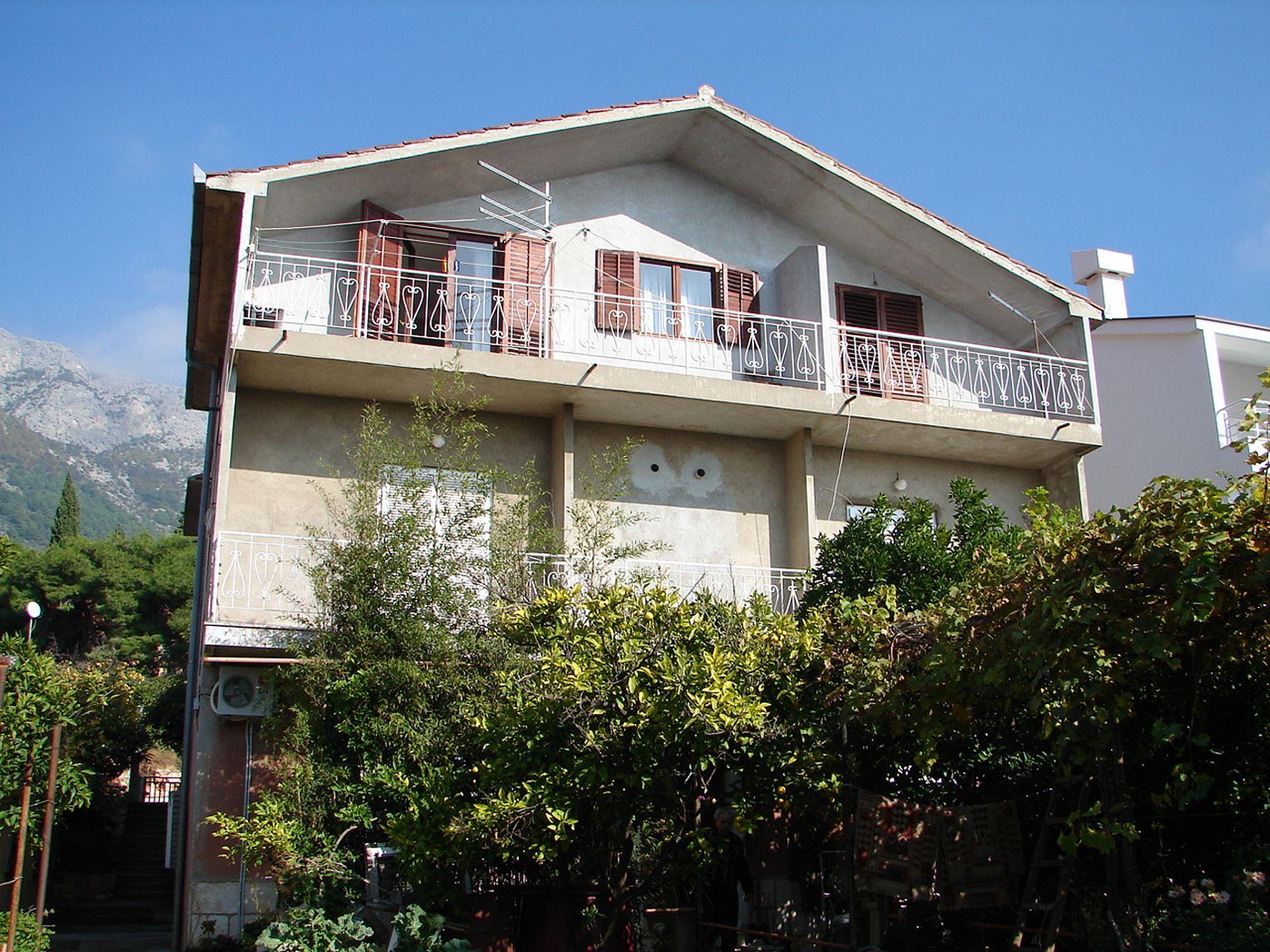 Nik - Gradac - Appartementen Kroatië