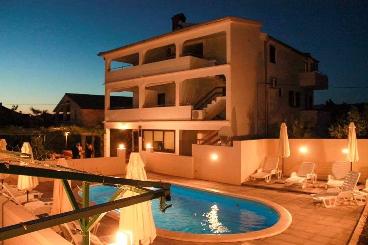 Nenad - Vrsi - Appartementen Kroatië