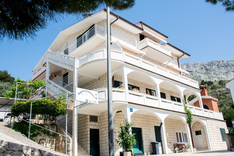 Ante - Duce - Appartementen Kroatië