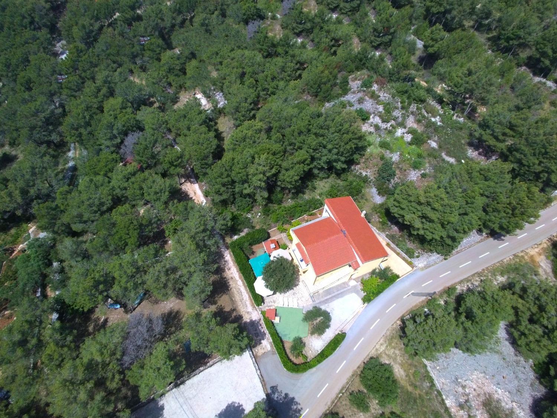Denis - Baai Osibova (Milna) - Vakantiehuizen, villa´s Kroatië - huis