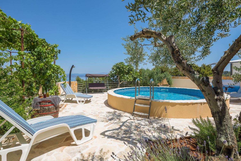 Villa Ante - Rogac - Vakantiehuizen, villa´s Kroatië