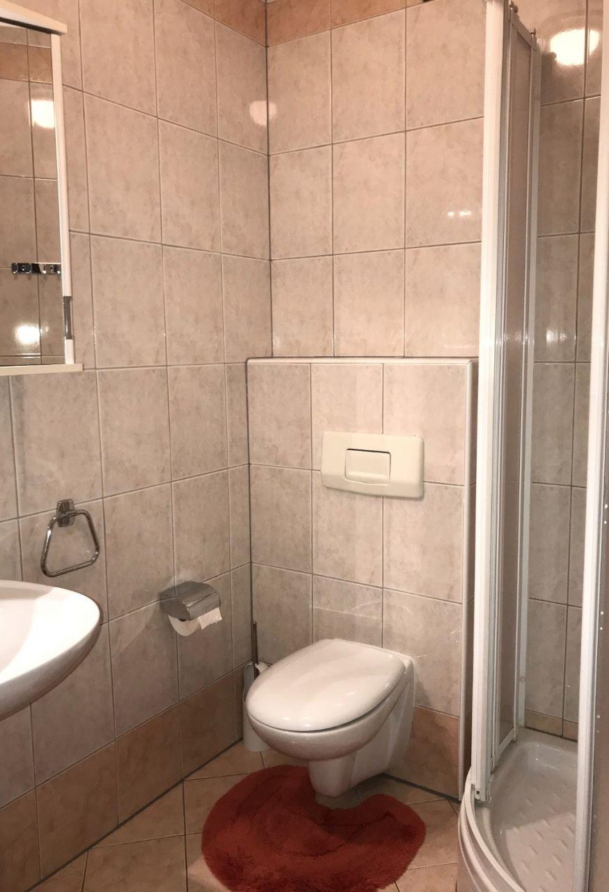 Jozefina - Crikvenica - Appartementen Kroatië - A1(4): badkamer met toilet