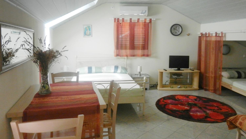 Jozefina - Crikvenica - Appartementen Kroatië - SA2(2): woonkamer
