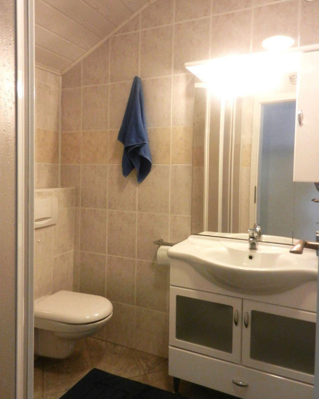Jozefina - Crikvenica - Appartementen Kroatië - SA2(2): badkamer met toilet