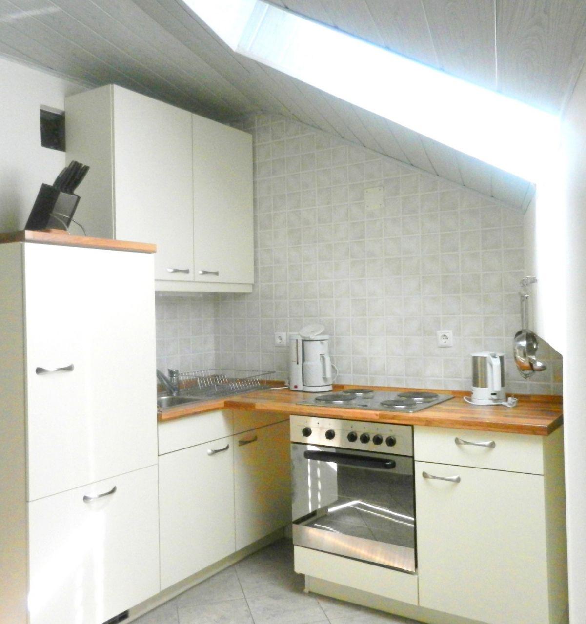 Jozefina - Crikvenica - Appartementen Kroatië - SA2(2): keuken