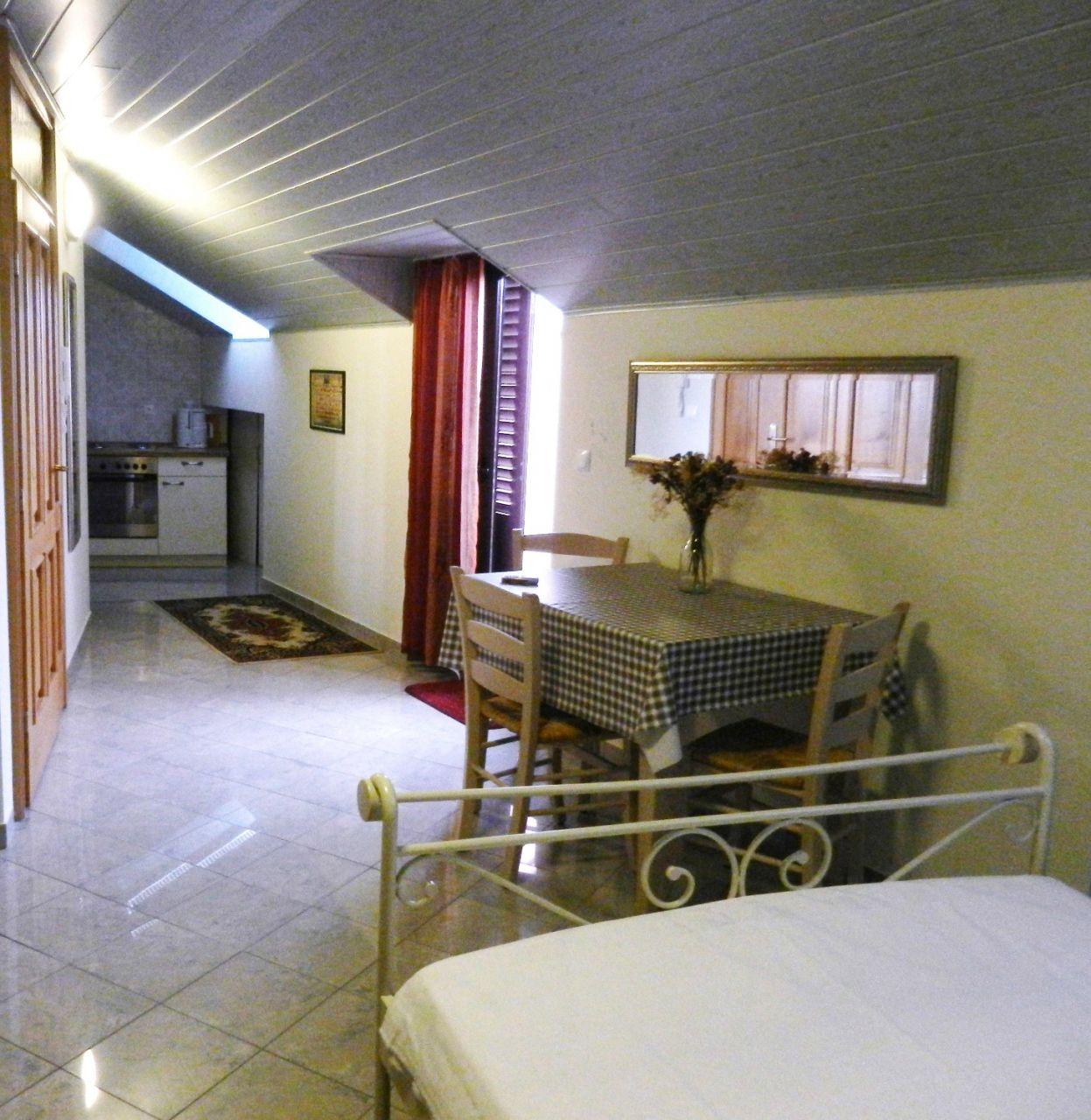 Jozefina - Crikvenica - Appartementen Kroatië - SA2(2): slaapkamer