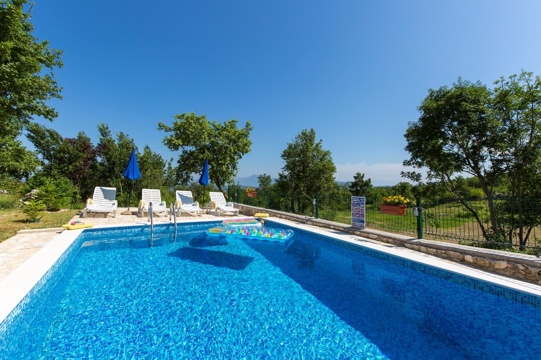 Holiday Homes, Labin, Rabac & Labin - Holiday houses, villas  Josip - private swimming pool: