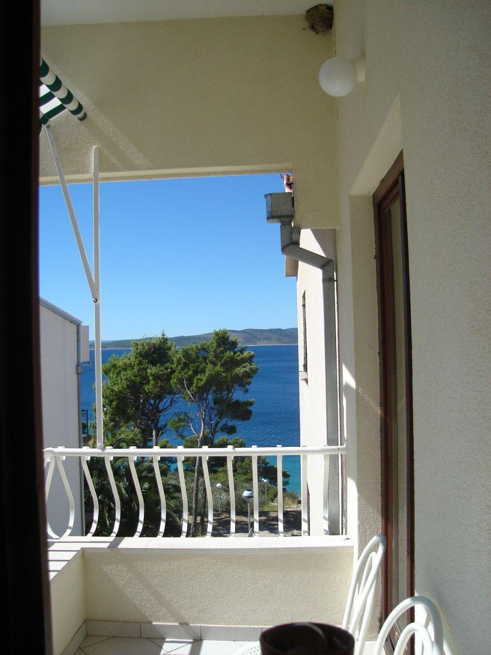 Nada - Brela - Appartementen Kroatië - A2(4+1): terras