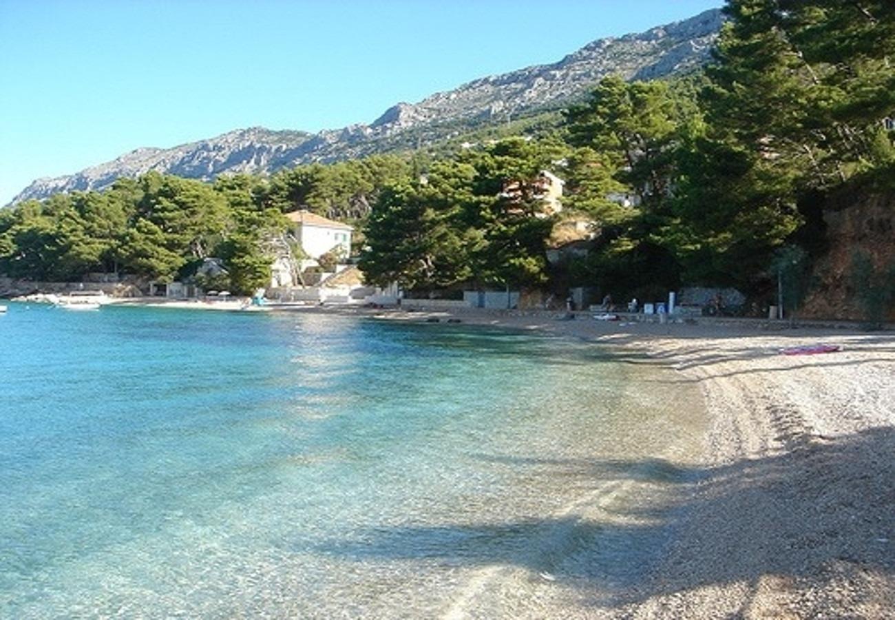 Nada - Brela - Appartementen Kroatië - strand
