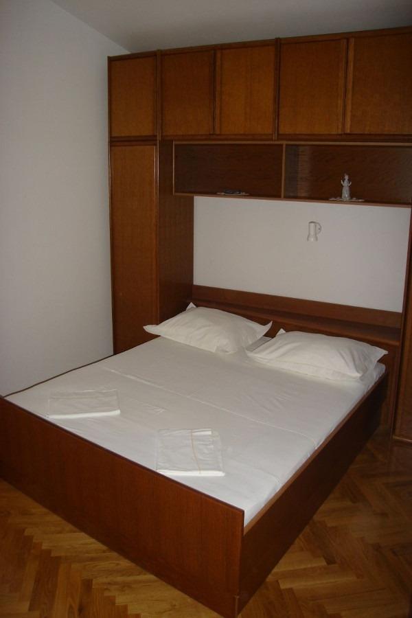 Nada - Brela - Appartementen Kroatië - A2(4+1): slaapkamer