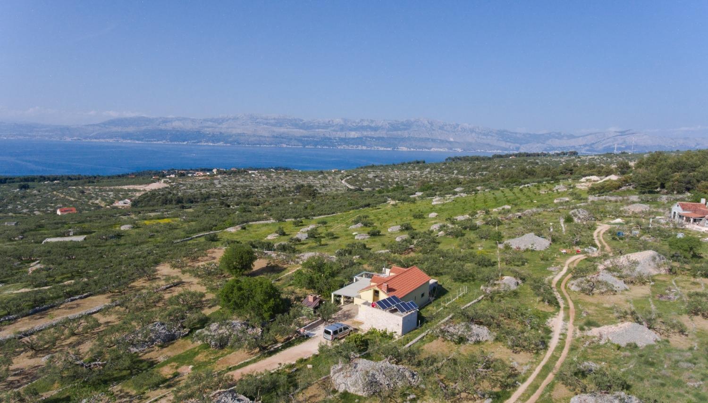 Kuće za odmor, Supetarska Draga, Otok Rab - Kuće za odmor, vile  Mario