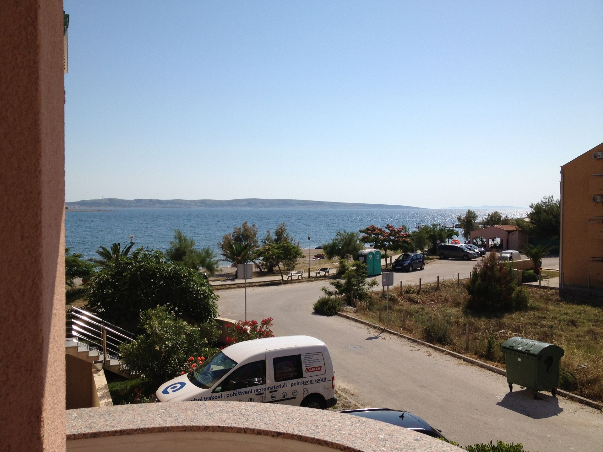 Apartments, Povljana, Island of Pag - Apartments  Sab - 40 m from beach: