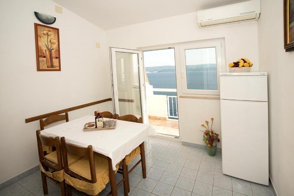 Nina - Celina Zavode - Appartementen Kroatië - A6(4): eetkamer