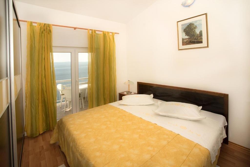 Nina - Celina Zavode - Appartementen Kroatië - A5(6+2): slaapkamer